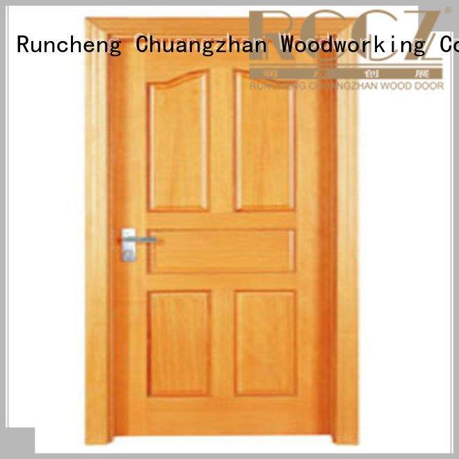 flush door wooden flush door door Runcheng Woodworking