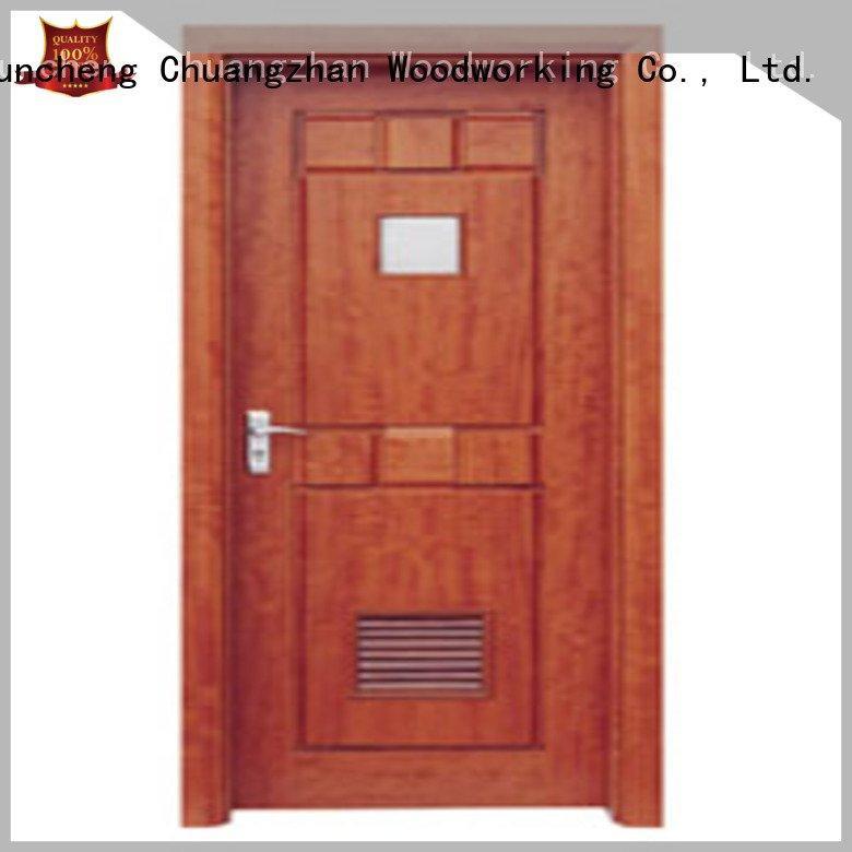 Runcheng Woodworking Brand x0212 x0102 x0272 solid wood bathroom doors