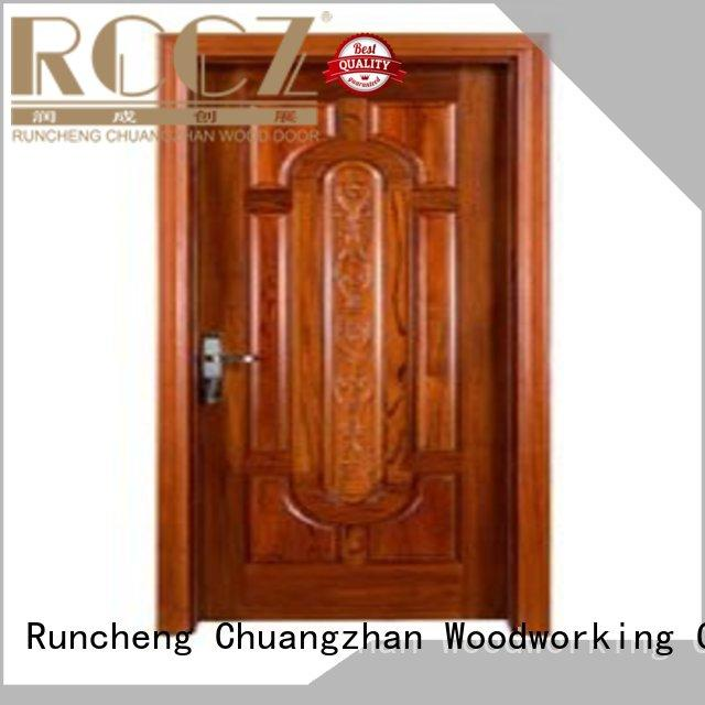 door bedroom bedroom design bedroom bedroom Runcheng Woodworking Brand