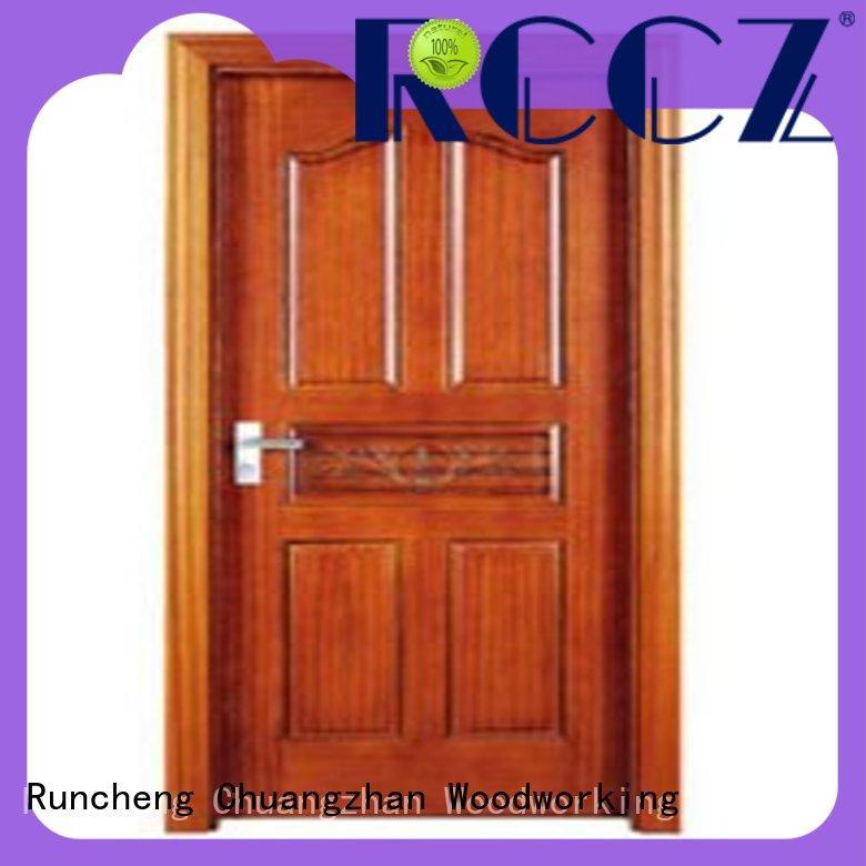 Runcheng Chuangzhan eco-friendly buy bedroom door Suppliers for offices