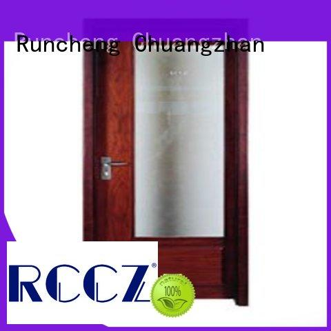 solid wood flush door modern supplier for offices