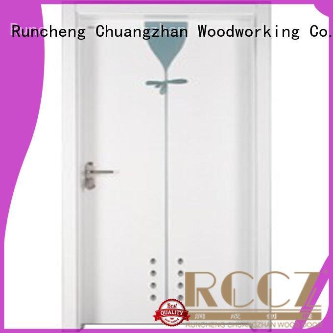 door modern style bathroom shower doors bathroom Runcheng Woodworking Brand
