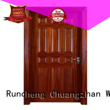 bedroom design door Runcheng Woodworking Brand new bedroom door