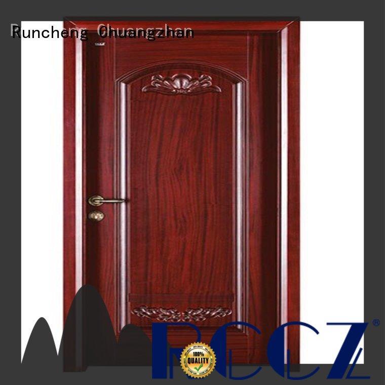 Runcheng Chuangzhan eco-friendly discount doors on sale for villas