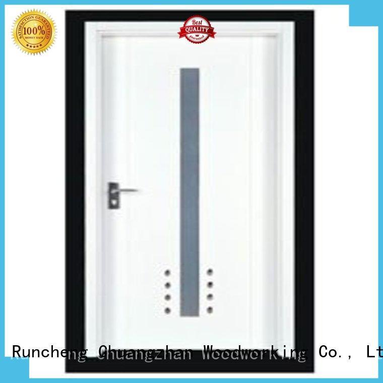 Hot plywood flush internal doors durable Runcheng Woodworking Brand