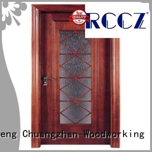 Runcheng Chuangzhan attractive double glazed interior doors series for indoor