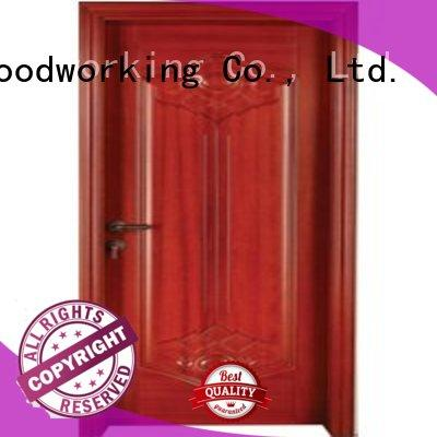 bedroom Custom solid bedroom door design high quality Runcheng Woodworking