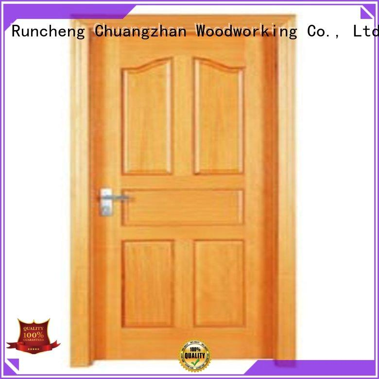 Runcheng Woodworking Brand durable door wooden flush door flush factory
