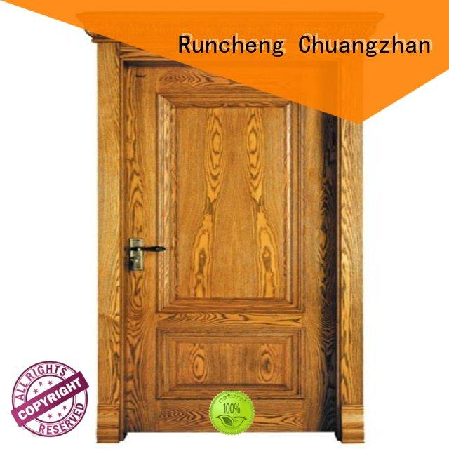 Runcheng Chuangzhan roman wood veneer sheets manufacturers for villas
