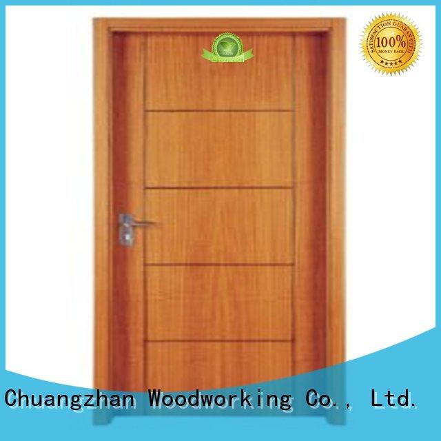 Custom door hot selling wooden flush door Runcheng Woodworking flush