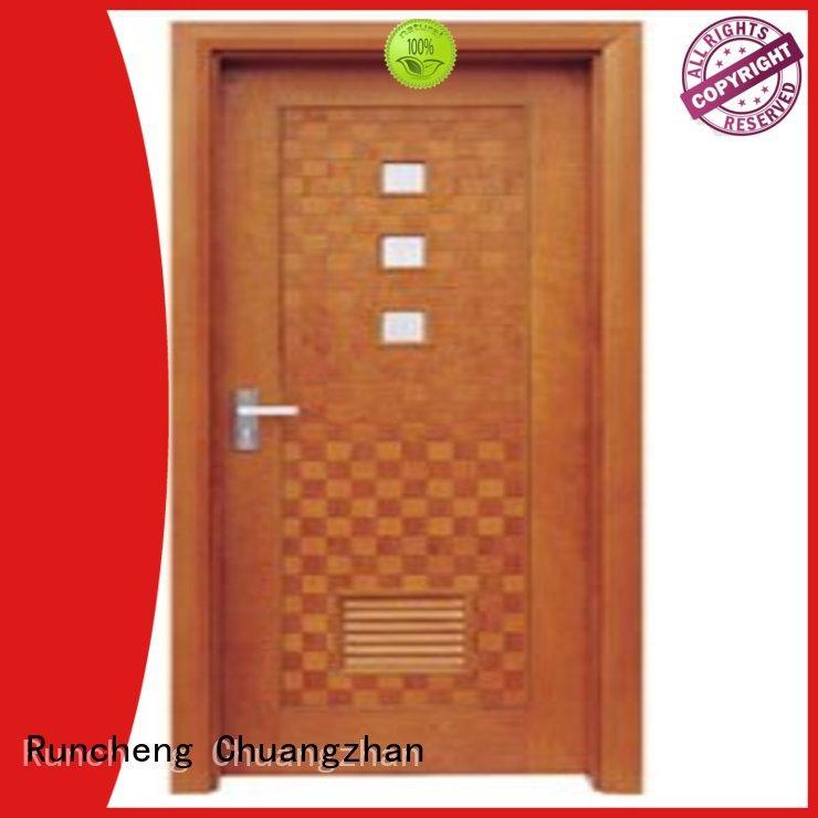 Runcheng Chuangzhan high-grade internal bathroom door Suppliers for offices
