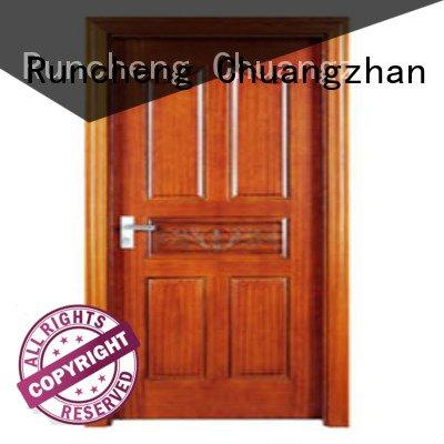 bedroom design bedroom door door Runcheng Woodworking