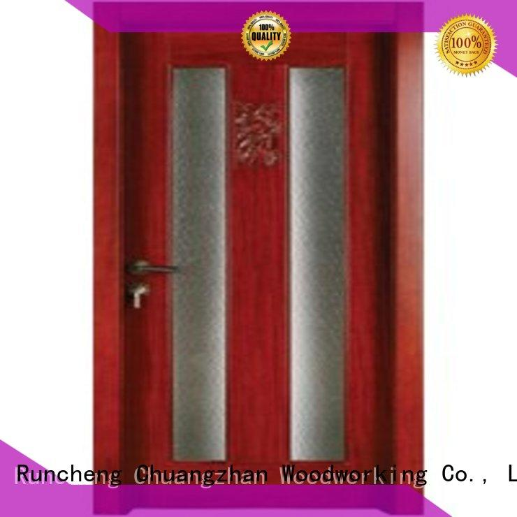 Runcheng Woodworking Brand pure wooden double glazed windows solid supplier