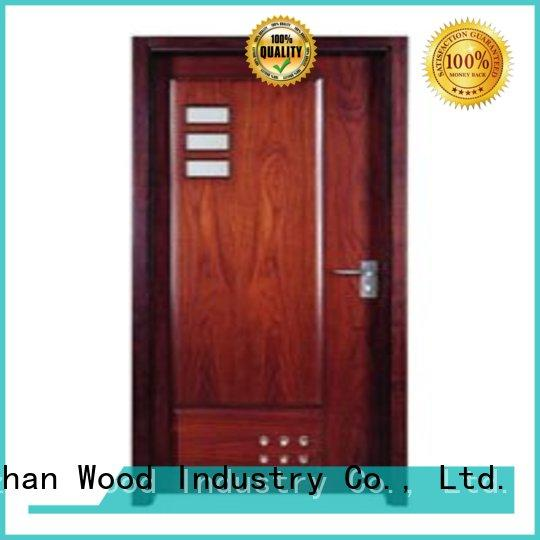 Runcheng Chuangzhan Brand hot selling flush wooden flush door manufacture