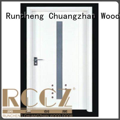flush mdf interior wooden door door flush flush Runcheng Woodworking