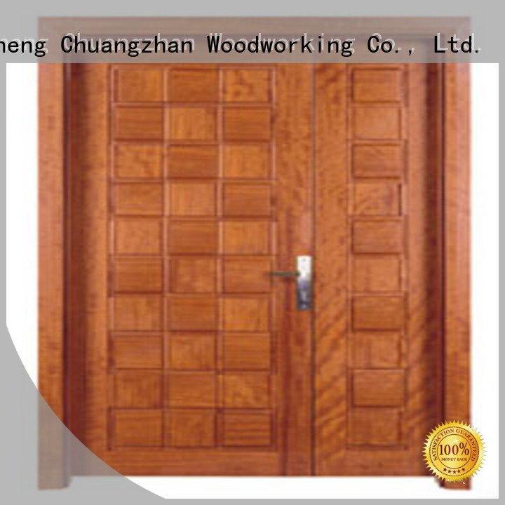 white double doors double interior double doors Runcheng Woodworking