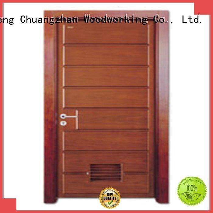 door Runcheng Woodworking Brand bathroom composite interior doors door door bathroom