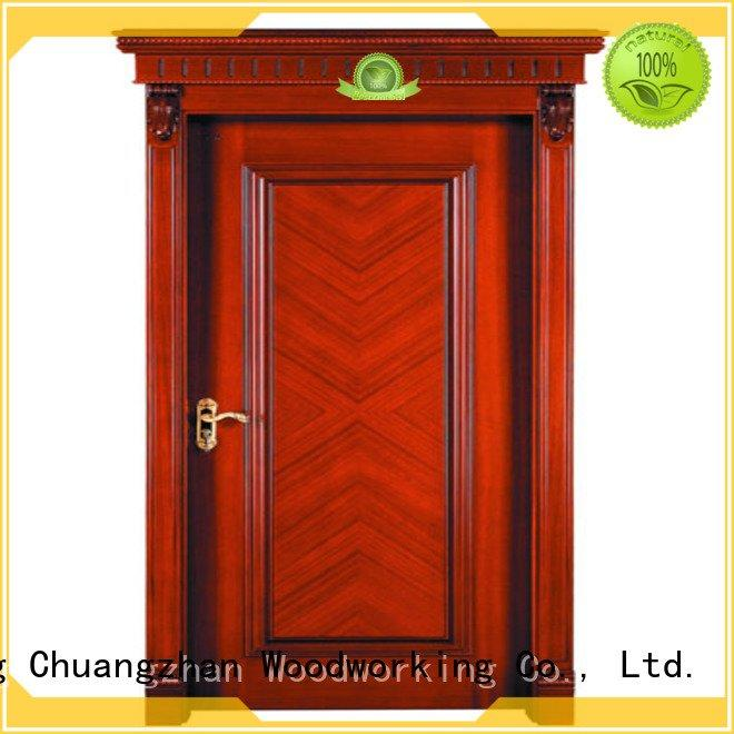 Wholesale victorian internal veneer doors Runcheng Woodworking Brand