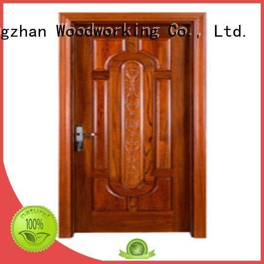 Custom door bedroom new bedroom door Runcheng Woodworking bedroom