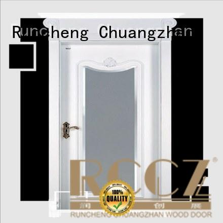 Runcheng Chuangzhan unique interior double doors series for hotels
