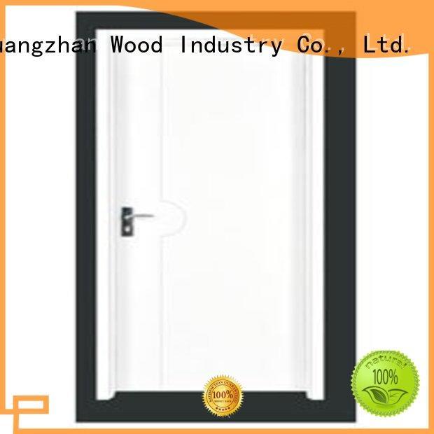 door durable flush hot selling Runcheng Chuangzhan Brand wooden flush door supplier