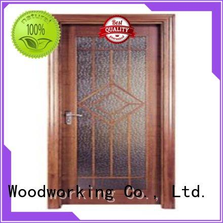 Runcheng Woodworking Brand durable hot selling door wooden flush door