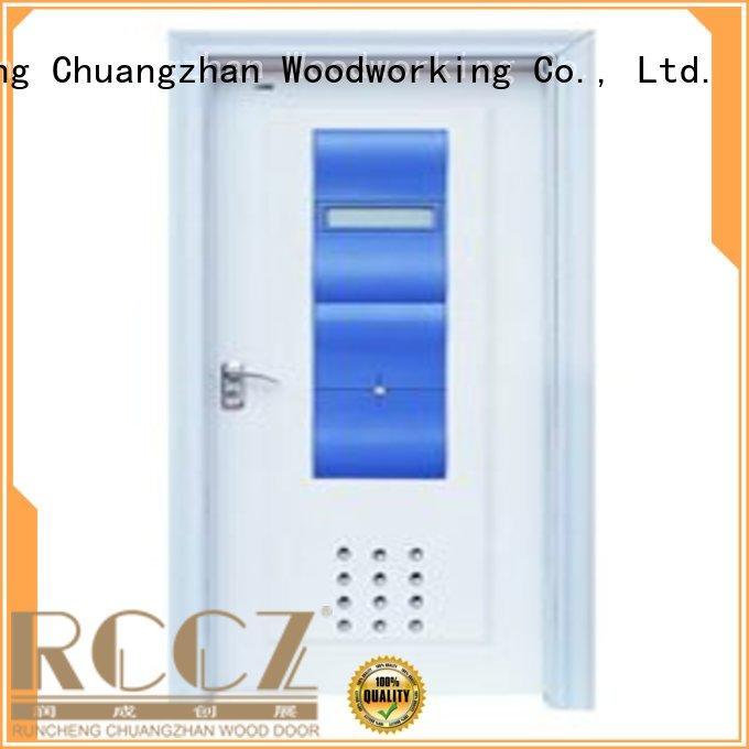modern bathroom door door wholesale Bulk Buy bathroom Runcheng Woodworking