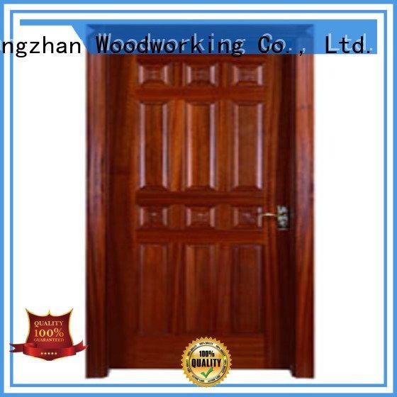 bedroom door bedroom new bedroom door Runcheng Woodworking Brand door