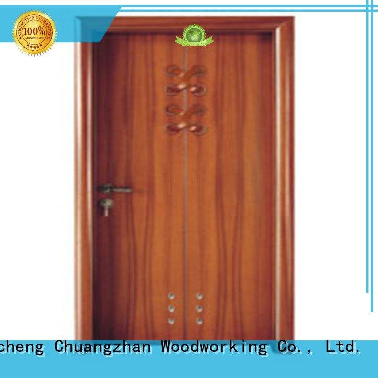 Runcheng Woodworking Brand bathroom door door composite interior doors