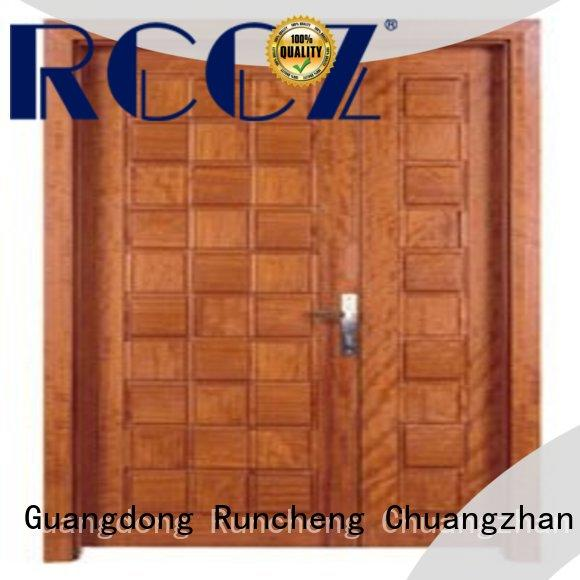 eco-friendly internal double doors manufacturer for villas