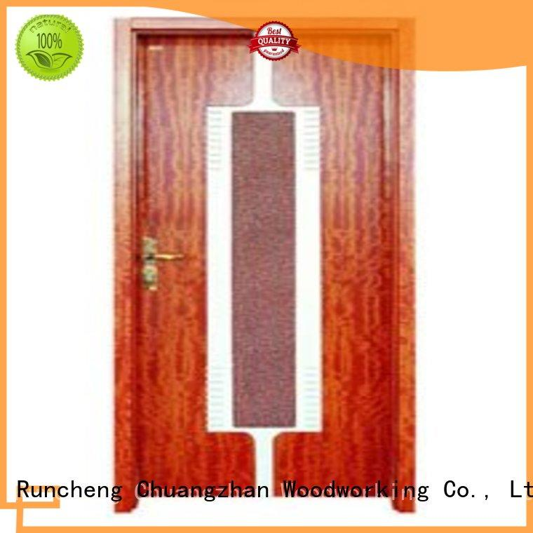 Runcheng Woodworking Brand bedroom good quality bedroom doors for sale door