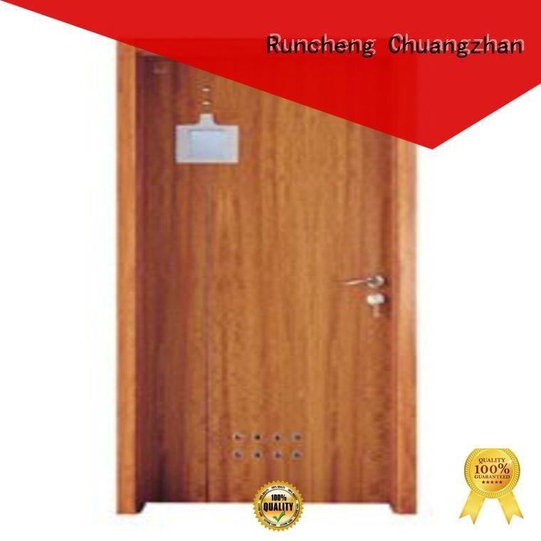 Runcheng Chuangzhan high-grade bathroom door manufacturer for homes