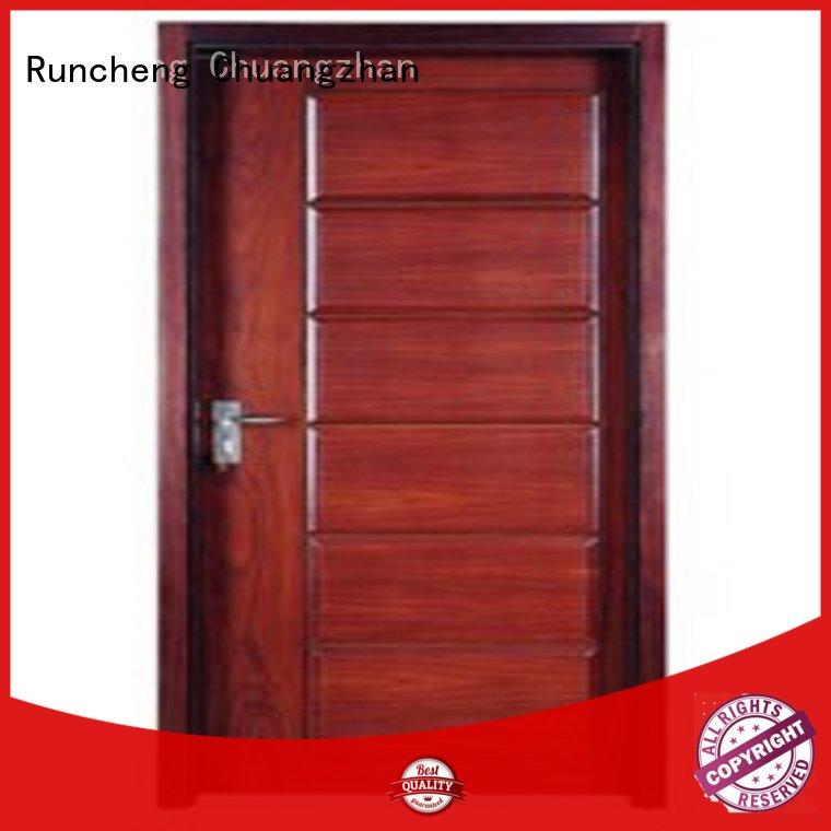 high-quality wooden flush door design modern manufacturer for hotels