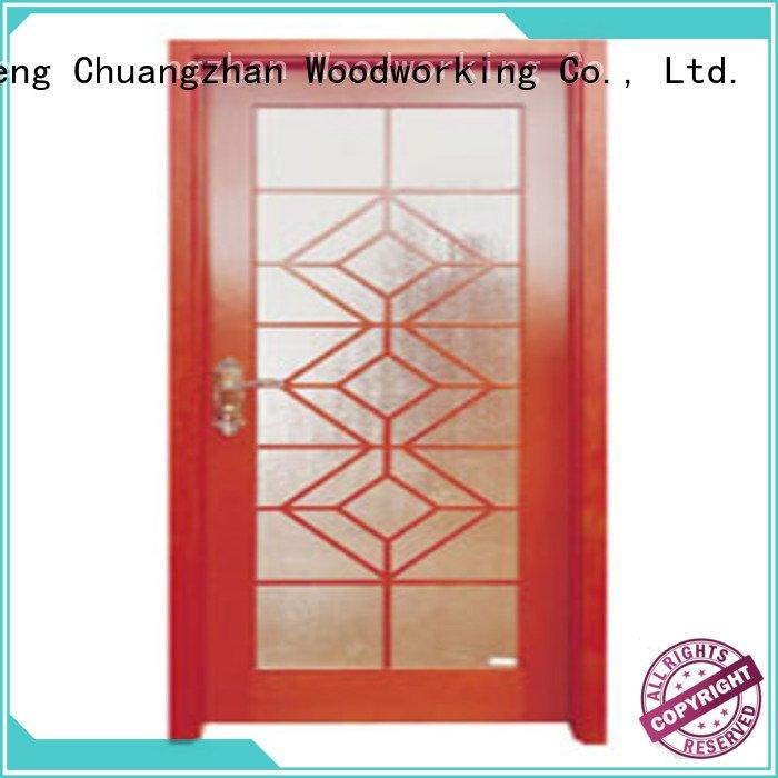 x0084 d0073 wooden double glazed doors x0094 Runcheng Woodworking