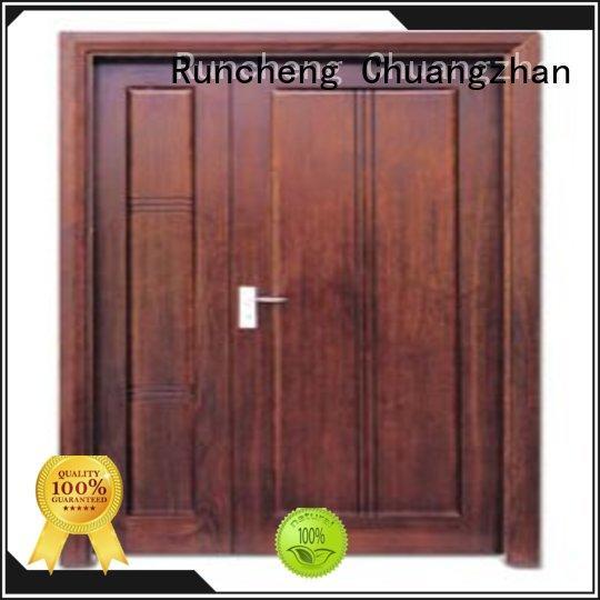 attractive double door manufacturer for villas