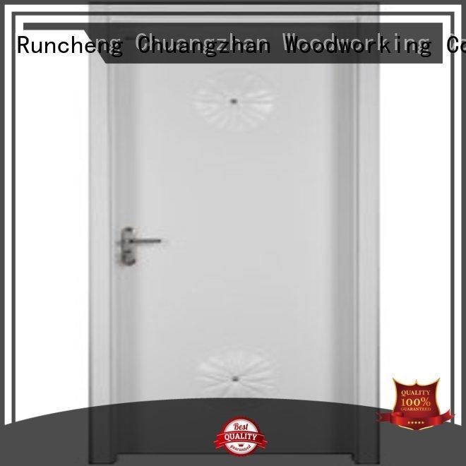 Custom bedroom bedroom door design wood Runcheng Woodworking