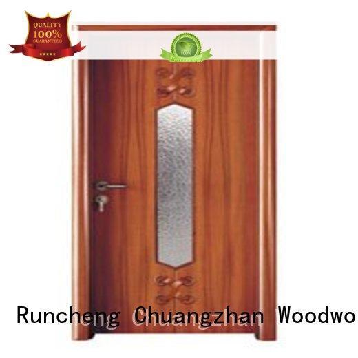 attractive interior glazed doors durability Supply for villas