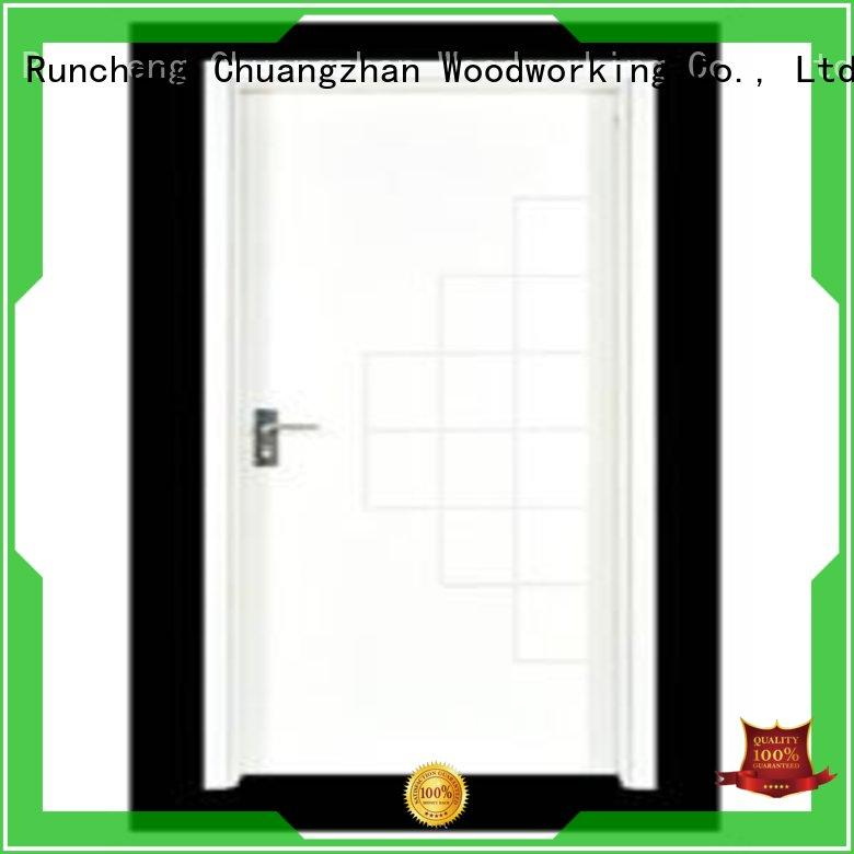 Wholesale hot selling wooden flush door Runcheng Woodworking Brand