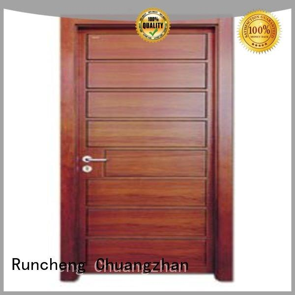Runcheng Chuangzhan door bedroom doors price factory for offices