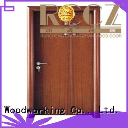 Quality bedroom design Runcheng Woodworking Brand bedroom new bedroom door