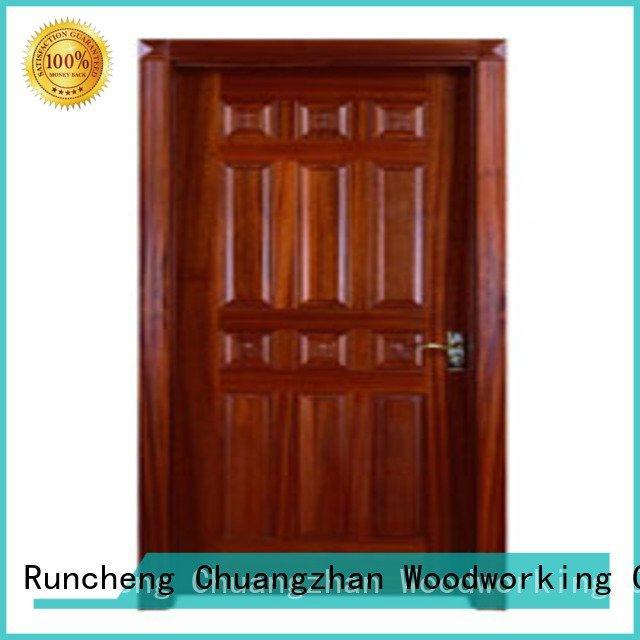 bedroom design x028 new bedroom door Runcheng Woodworking