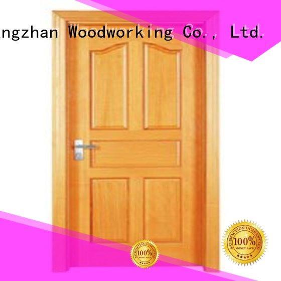 Wholesale flush plywood flush internal doors Runcheng Woodworking Brand