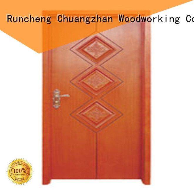 Runcheng Woodworking x028 l007 new bedroom door x014 d004