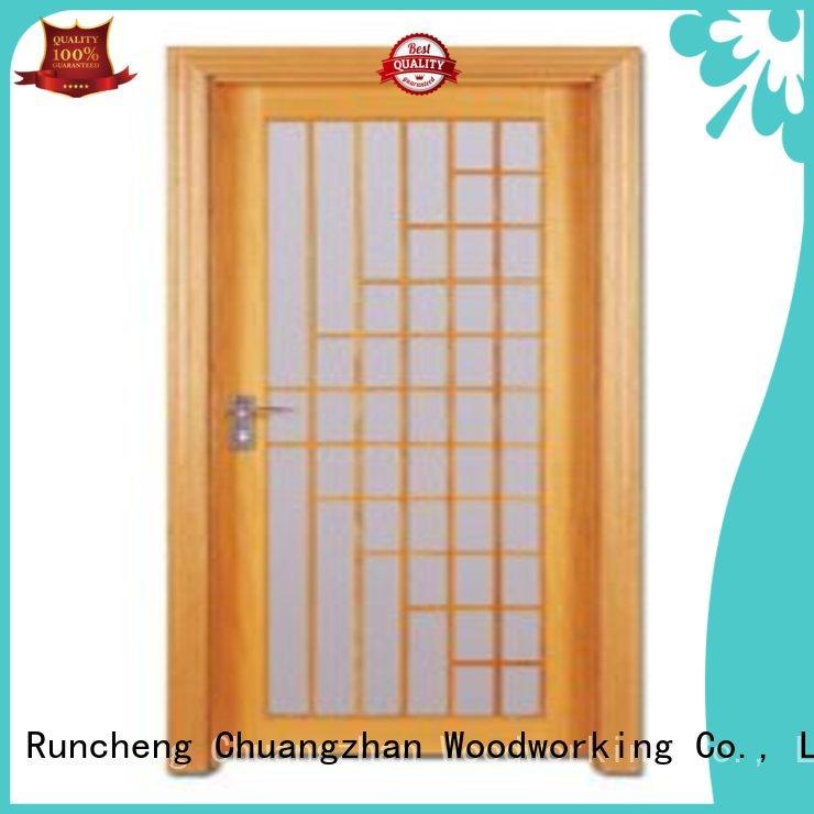 Runcheng Woodworking Brand bedroom good quality door new bedroom door manufacture