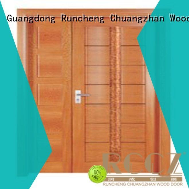 Runcheng Chuangzhan durability double door design manufacturer for hotels