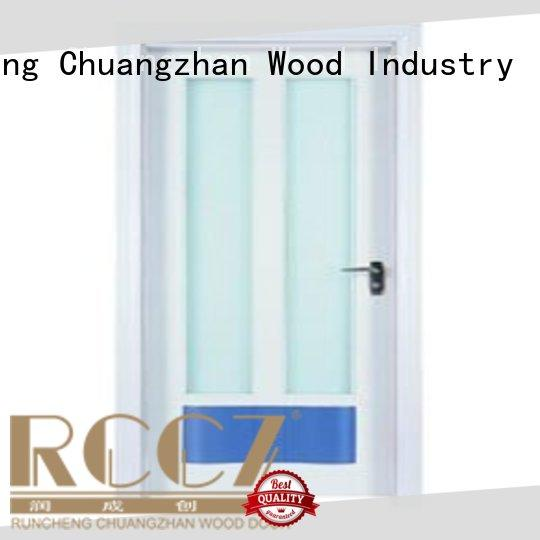 Runcheng Chuangzhan durability interior doors for sale online supplier for hotels