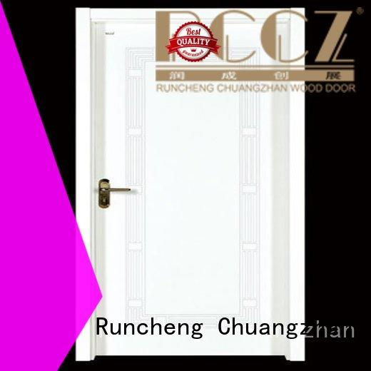 Runcheng Chuangzhan high-quality wooden bifold doors manufacturer for offices