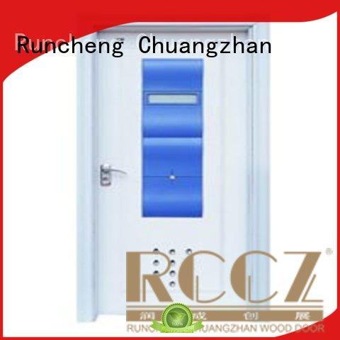 Runcheng Chuangzhan attractive new bathroom door company for villas