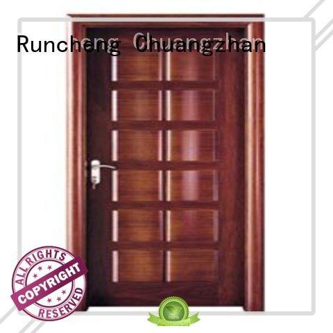 Runcheng Chuangzhan durability bedroom doors price company for hotels