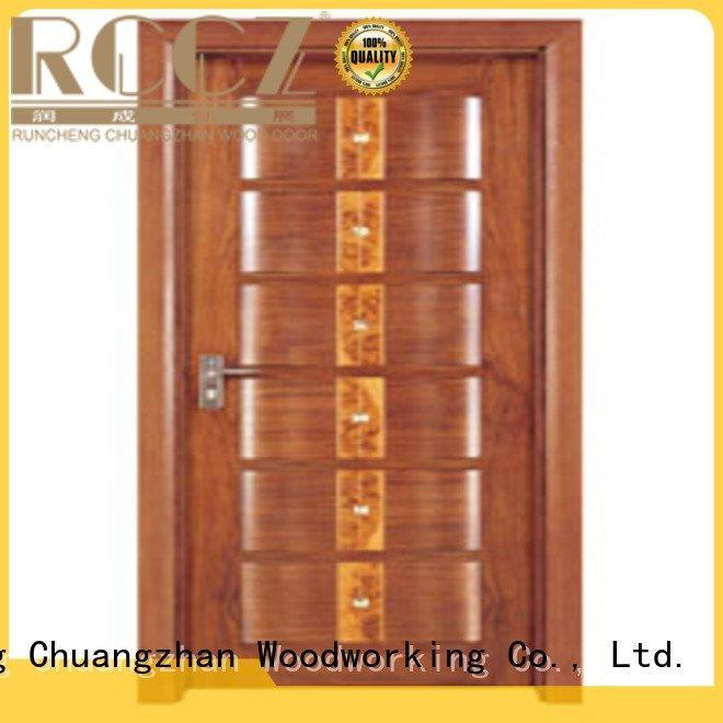 Wholesale bedroom door new bedroom door Runcheng Woodworking Brand